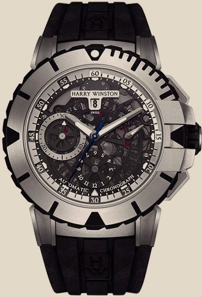 Harry Winston - OCSACH44ZZ002