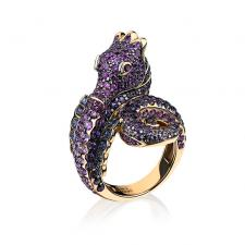 Boucheron SEA HORSE RING