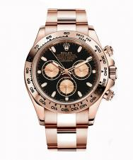 Rolex / Oyster / 116505 Black