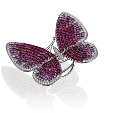 Maximilian BUTTERFLY RING