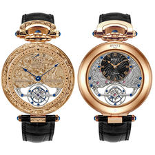 Bovet / Amadeo Fleurier Grand Complications / AIF0T005 carving
