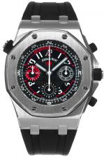 Audemars Piguet / Royal Oak Offshore  / 26040ST.OO.D002CA.01