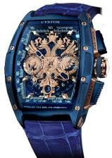 Cvstos / Challenge / Proud To Be Russian Chrono Blue