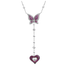 Chopard CHOPARD HAPPY BUTTERFLY PENDANT