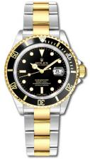 Rolex / Submariner / 16613blk