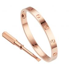 Cartier LOVE BRACELET, PINK GOLD