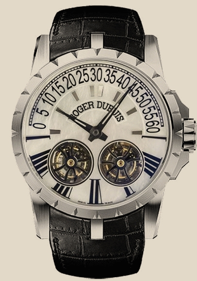 Roger Dubuis - EX45 01 0 N1.67A Steel