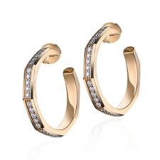 Audemars Piguet ROYAL OAK EARRINGS