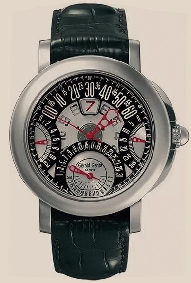 Gerald genta часы продать спб выкуп дорогих часов