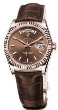 Rolex / Day-Date / 118135 Chocolate