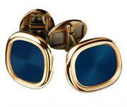 Patek Philippe Cuff Links Ellipse d'Or