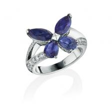 GRAFF CLASSIC BUTTERFLY RING