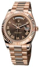 Rolex / Day-Date / 218235 Chocolate