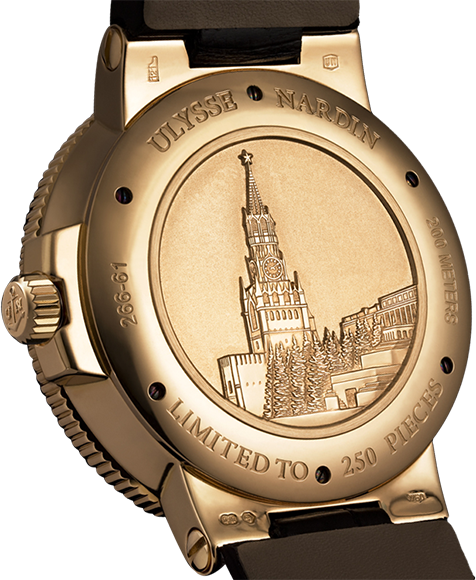 Ulysse Nardin - 266-61-3/TOWER