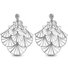 Jacob & Co ABANICO COLLECTION EARRINGS