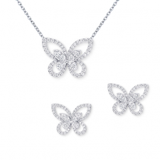 GRAFF BUTTERFLY SILHOUETTE SET