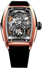 Cvstos / Complications / Tourbillon Yachting Club RG