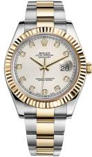 Rolex / Datejust / 116333 Ivory Diamond