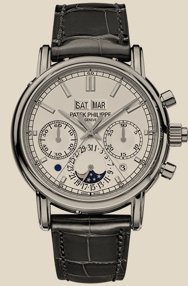 the latest 5ad37 772d7 Patek Philippe Grand Complications 5204P-010 купить ...