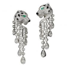 Cartier PANTHÈRE DE CARTIER EARRINGS