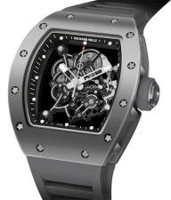 Richard Mille / Watches / RM 055 Bubba Watson All Grey Boutique Edition
