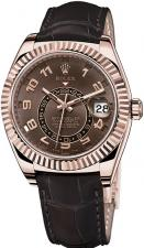 Rolex / Sky-Dweller / 326135 Chocolate