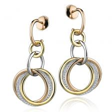 Cartier TRINITY DE CARTIER EARRINGS