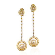 Chopard HAPPY SPIRIT CLIPS EARRINGS