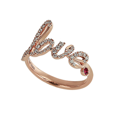 Jacob & Co LOVE RING