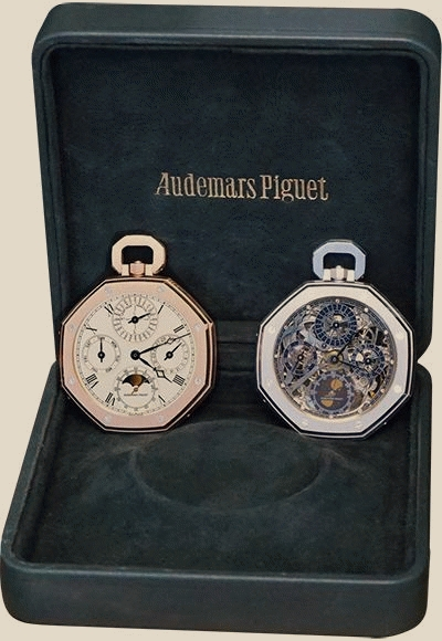 Audemars Piguet - OR25728 PT25729