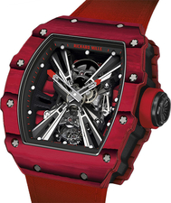 Richard Mille / Watches / RM 12-01 Tourbillon Red
