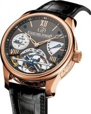 Greubel Forsey / Double Tourbillon 30° / Double Tourbillon Vision RG Black