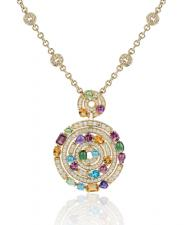 Bvlgari ALLEGRA COLOR COLLECTION NECKLACE