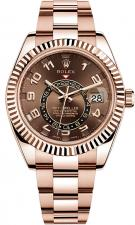Rolex / Sky-Dweller / 326935 Chocolate