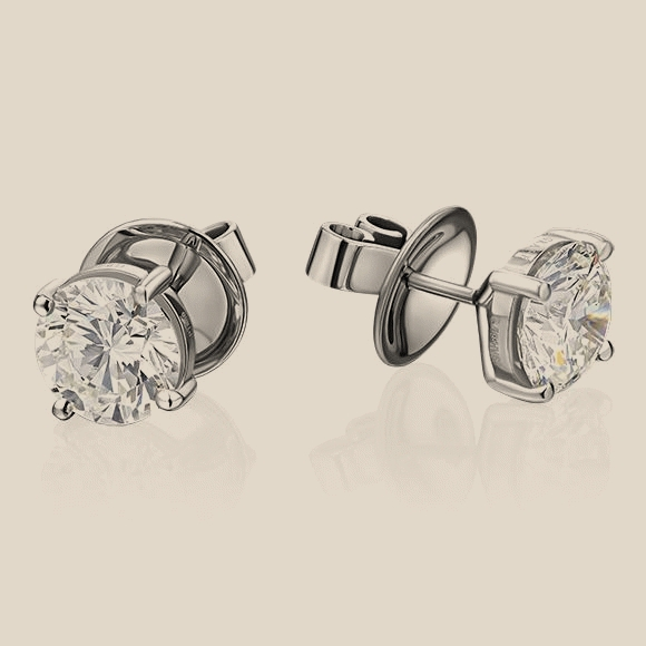 GRAFF - 2.20 CT H/VS1 - 2.09 CT H/VS2