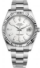 Rolex / Datejust / 116334 White