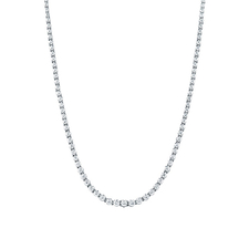 Tiffany & Co GRADUATED LINE NECKLACE