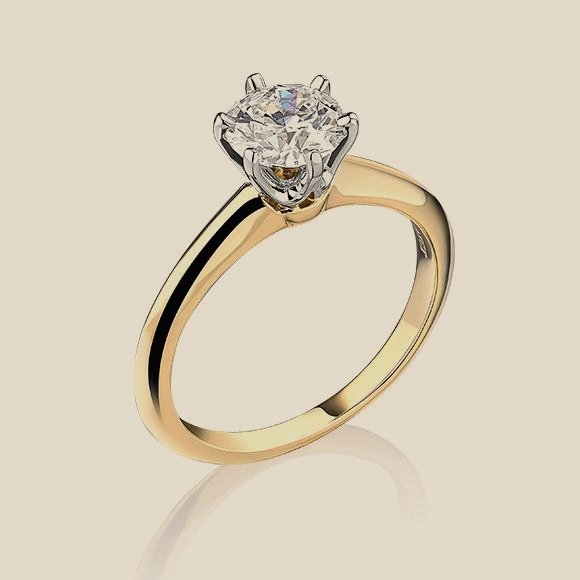 Tiffany & Co - 0.90 CT D/VVS2