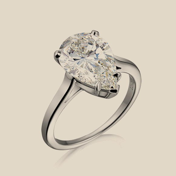 Tiffany & Co - 3.54 CT I/VVS2