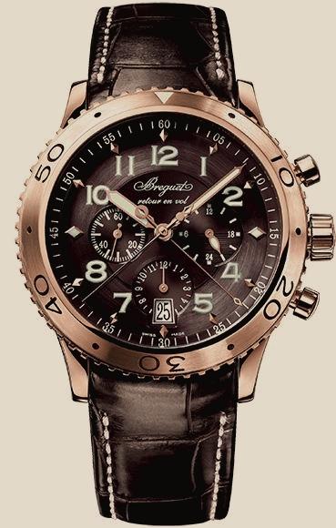 Breguet Type XX / Type XXI 3810BR/92/9ZU купить швейцарские часы в часовом ломбарде