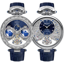 Bovet / Amadeo Fleurier Grand Complications / AIEB