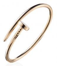 Cartier JUSTE UN CLOU BRACELET, YELLOW GOLD