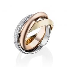 Cartier TRINITY RING, CLASSIC