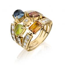 Bvlgari ALLEGRA COLOR COLLECTION RING