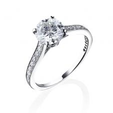 Cartier 1895 SOLITAIRE RING, DIAMOND 0,72 CT G/VVS1