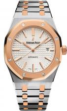 Audemars Piguet / Royal Oak / 15400SR.OO.1220SR.01