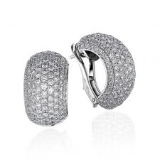Schreiner NEO HAUTE JOAILLERIE. DIAMOND EARRINGS
