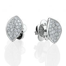 Pasquale Bruni GIARDINI SEGRETI EARRINGS, DIAMONDS