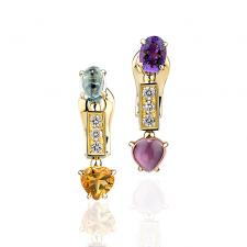 Bvlgari ALLEGRA EARRINGS
