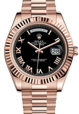 Rolex / Day-Date / 218235 bkrp